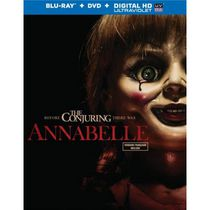 Annabelle (Blu-ray + DVD + Digital HD With UltraViolet) (Bilingual)