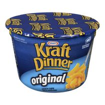 Kraft Dinner Cup Original Macaroni & Cheese
