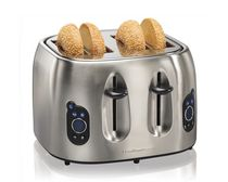 Hamilton Beach 4 Slice Digital Toaster