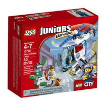 LEGO® Juniors - Police Helicopter Chase (10720)