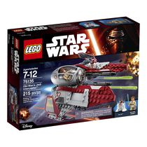 LEGO® Star Wars™ - Obi-Wan's Jedi Interceptor™ (75135)