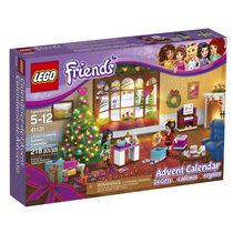 LEGO Friends Calendrier Advent Calendar 2016 (41131)