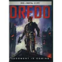Dredd (DVD + Digital Copy) (Bilingual)