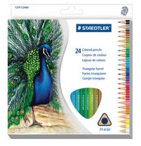 Staedtler Triangular Coloured Pencil