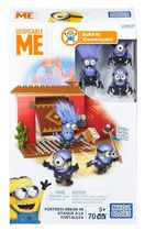 Mega Bloks Despicable Me Fortress Break-In Playset