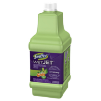 Swiffer WetJet Spray Mop Floor Cleaner Multi-Purpose Solution Gain Original Scent