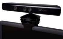 Universal Wall Mount & Clip for the Kinect Camera & PlayStation Eye