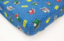 Thomas & Friends Twin Size Multi-coloured Sheet Set