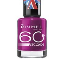 Vernis à ongles 60 seconds de Rimmel London PICCADILLY PINK