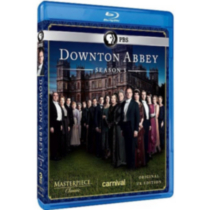 Downton Abbey - Season 3 (Blu-Ray)