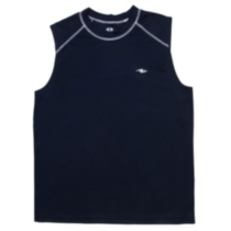 Athletic Works Muscle Top DRI-MORE For Men Peacoat S