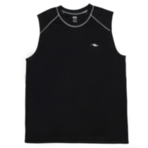 Athletic Works Muscle Top DRI-MORE For Men Black M