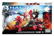 Mega Bloks Halo UNSC Fireteam Stingray Playset