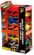 "Maisto Adventure Wheels 3"" Die-cast Vehicle 20 Pack"