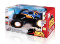 Maisto Radio Controlled Rock Crawler - Item Ships in Assorted Characters