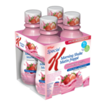 Kellogg's* Special K* Morning Shake Strawberry Flavour