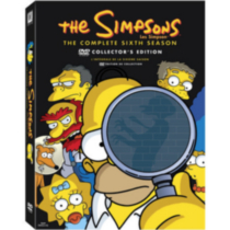 The Simpsons: The Complete Sixth Season (Collector's Edition) (Bilingual)