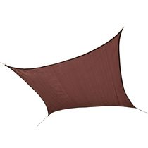 ShadeLogic Sun Shade Sail Heavy Weight 12 ft. Square - Terracotta