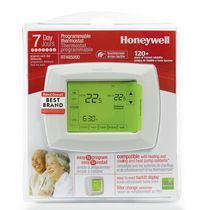 Honeywell RTH8500D Touchscreen 7-Day Programmable Thermostat