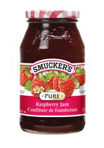 Smucker's Pure Raspberry Jam