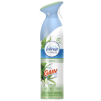 Febreze Air Effects Original avec parfum Gain