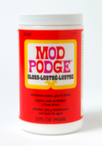 Mod Podge 944 ml brillant