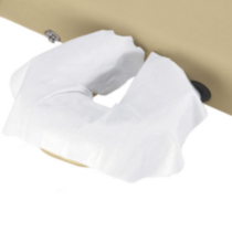 Master Massage 100-pk Disposable Face Pillow Covers