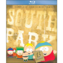 South Park: The Complete Thirteenth Season (Uncensored) (Blu-ray)