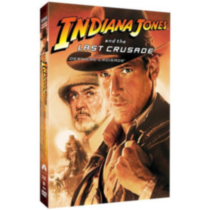 Indiana Jones And The Last Crusade (Bilingual)