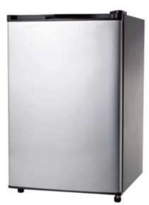 RCA 3.2 CU FT Stainless Steel Fridge/Freezer