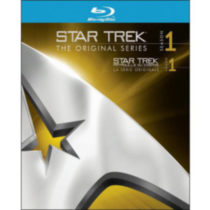 Star Trek: The Original Series: Season 1 (Blu-ray)
