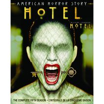American Horror Story: Hotel - The Complete Fifth Season (Blu-ray) (Bilingual)