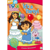 Dora The Explorer: Its A Party! (Bilingual)