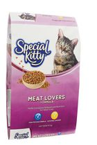 Special Kitty Meat Lovers Dry Cat Food