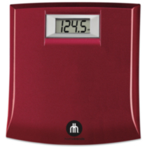 Red Digital Precision Scale