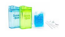 Drink in the Box Boys' 8 oz Drink Box Value Pack