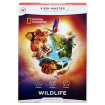 View-Master® Virtual Reality Experience Pack: National Geographic Wildlife - DLL71