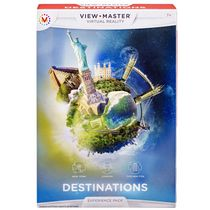 View-Master® Virtual Reality Experience Pack: Destinations - DLL69
