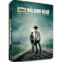 The Walking Dead: The Complete Fourth Season (Steelbook) (Blu-ray + Digital HD) (Bilingual)