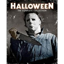 Halloween: The Complete Collection (Deluxe Edition) (Blu-ray)