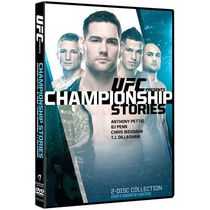 UFC Presents: Championship Stories (2-Disc)