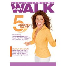 Leslie Sansone: Just Walk - 5 Boosted Miles