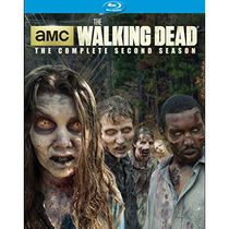 The Walking Dead: The Complete Second Season (Lenticular O-Card) (Blu-ray)