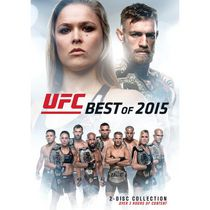 UFC: Best Of 2015 (2-Disc Collection)