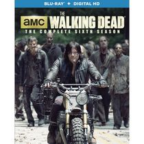 The Walking Dead: The Complete Sixth Season (Lenticular O-Card) (Blu-ray) (Bilingual)