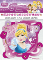 Princess Sparkle Jointed Banner