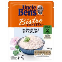 Riz basmati BISTRO EXPRESS(MD) de Uncle Ben's