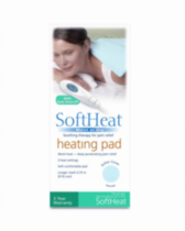SoftHeat® Heating Pad Moist or Dry