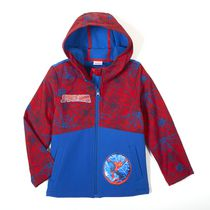 Spider-man Boys' Softshell Jacket with Hood 5