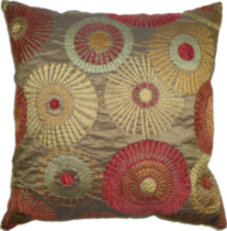Celeste Decorative Cushion Red